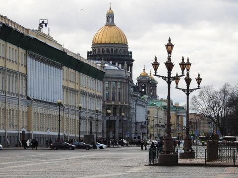 Sankt Petersburg View