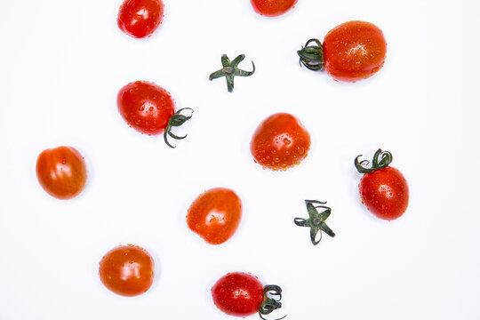 스테비아가 들어가 단맛이 일품인 맛있는 토마토