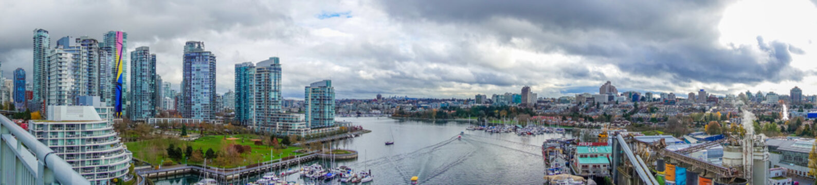 Scenery of Vancouver, Canada