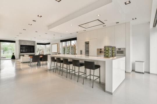 Dining zone design