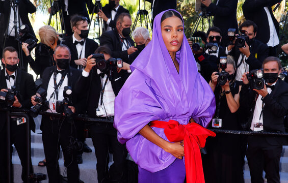 """The 74th Cannes Film Festival - Screening of the film """"Benedetta"""" in competition - Red Carpet Arrivals"""