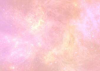 abstract pastel pale purple galaxy nebula background