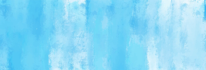 Fototapeta Blue watercolor background for textures backgrounds and web banners design obraz