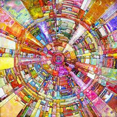 Toward Digital Color Glass