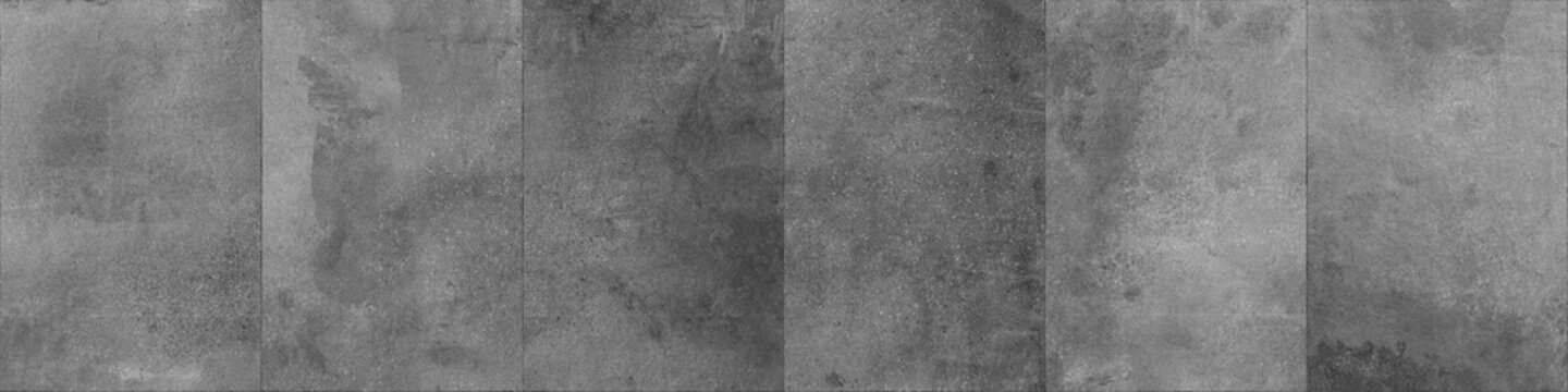 Texture of old gray concrete wall for background. smooth surface