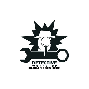a detective and workshop tool, describes a workshop that is meticulous in its work that will solve complex problems and bring happiness and job satisfaction to clients