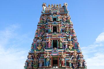 Fototapeta hindu temple obraz
