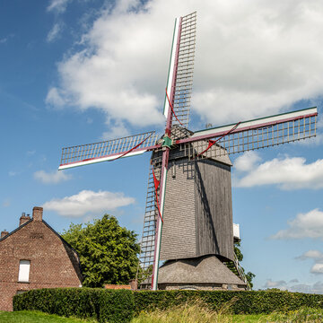 Moulin de Boeschèpe monts de Flandres