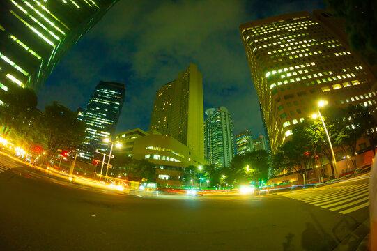 東京 2021 新宿夜景