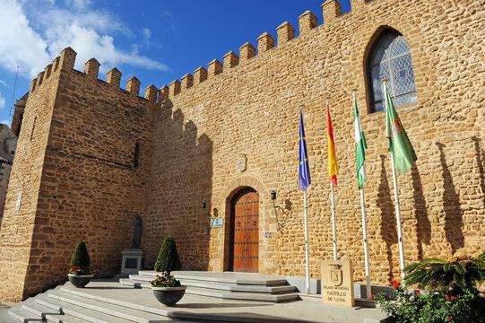 Castillo de Luna Ayuntamiento de Rota, provincia de Cádiz Andalucía España