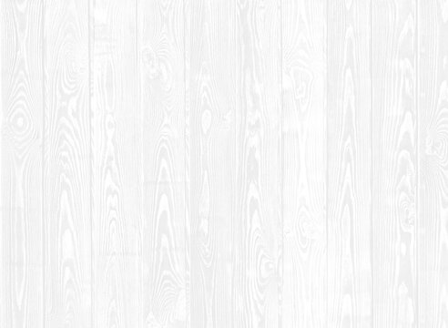 Subtle light gray shadow texture background of old pine wood. Distressed grayscale wooden background. Table top view. Cool white washed wood texture.