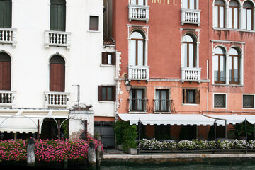 Fototapeta Wenecja w sierpniu 2007 roku obraz
