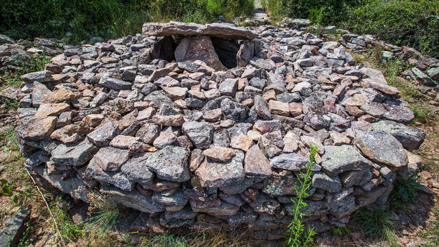 dolmen claie de driole à Anduze