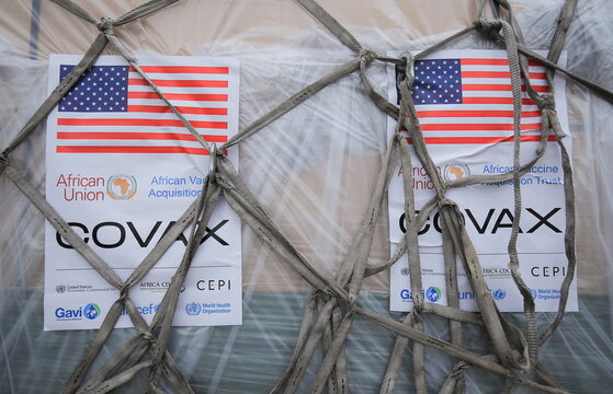 First shipment of U.S. donated COVID-19 vaccines arrives in Addis Ababa
