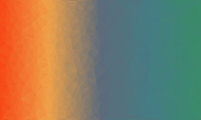 vibrant abstract colorful polygonal background