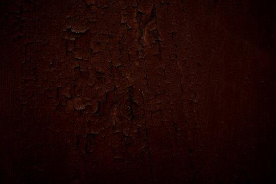 붉은색 나무 표면