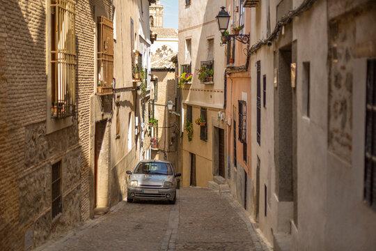 스페인 톨레도 거리 풍경