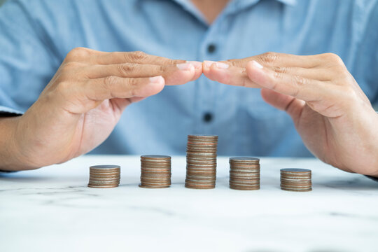 Savings protection, Protect money, Risk management