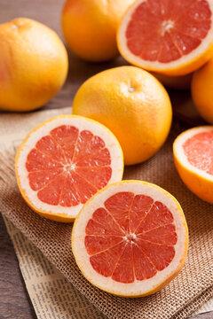 신선한 오렌지