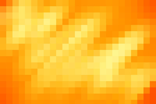 Gold Mosiac Abstract Texture Background , Pattern Backdrop of Gradient Wallpaper