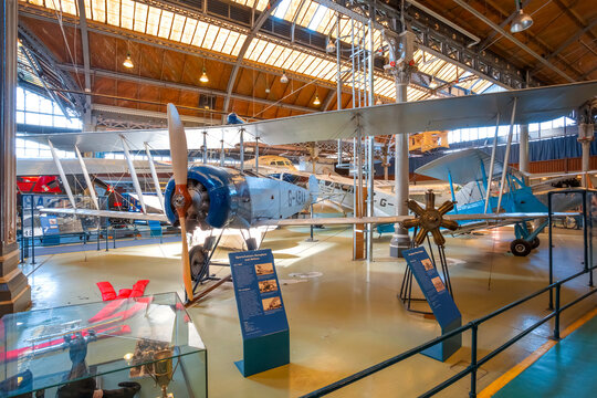 Manchester, UK - May 19 2018: The Science and Industry Museum devoted to the development of science, technology and industry with emphasis on the city's achievements