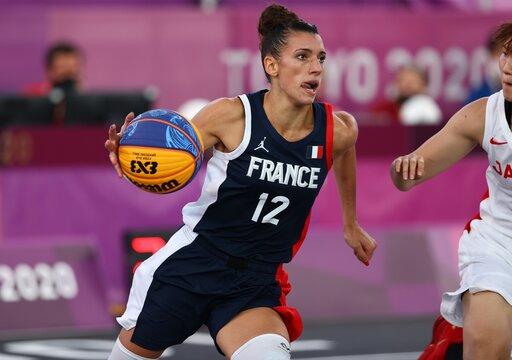 Basketball 3x3 - Women - Pool A - Japan v France