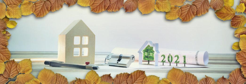 immobilier, écologie et environnement, 2021