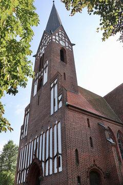 Kirche Sankt Jürgen, Flensburg