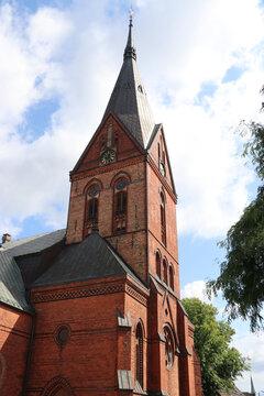 Pfarrkirche Marienkirche Flensburg