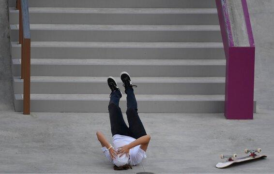 Skateboarding - Women's Street - Preliminary Round