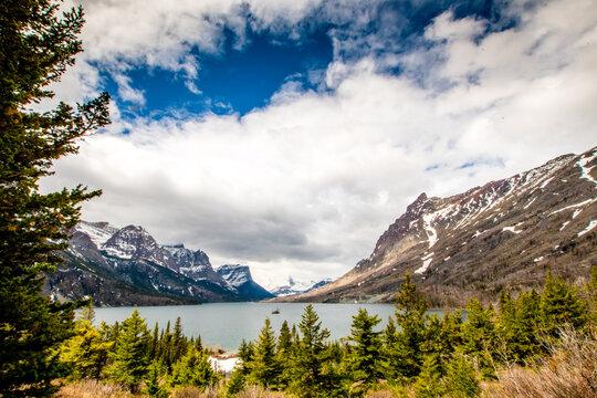 St. Mary Glacier National Park