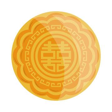 chinese mooncake icon