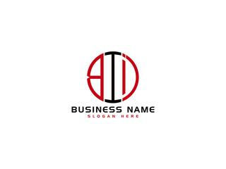 Letter BII Logo Icon Vector Image Design
