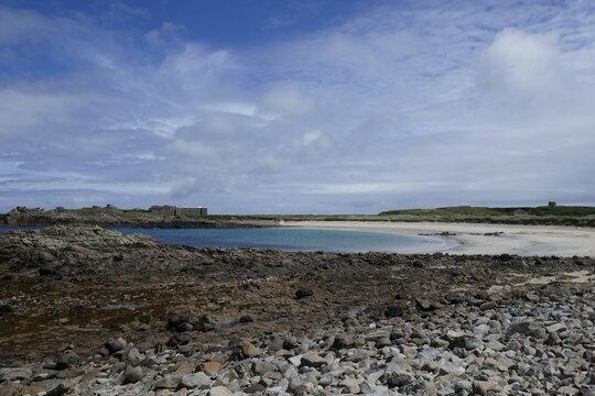 Corblets Bay in Alderney