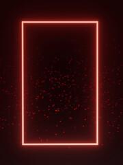 Fototapeta Neonowe tło obraz