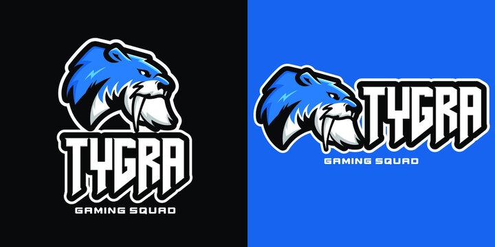 Blue Dragon Sports Logo is great for Gamers, Online Games, Game Titles, Youtube Game Bloggers, Youtubers, Twitch, Mobile Games, Game Product Reviewers, Online Streaming Games, Product Title, Guild or