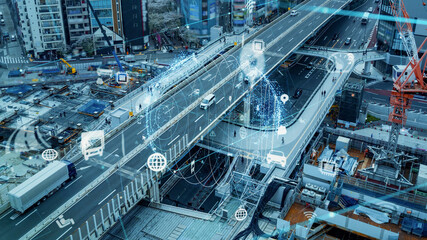 都市交通とネットワーク ITS MaaS