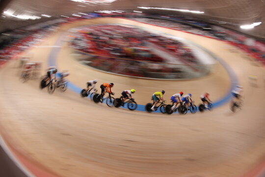 Cycling - Track - Men's Madison - Final