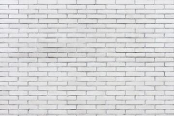 Fototapeta premium White Brick Wall Texture