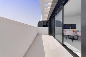 Obraz Balkon, balkony, Taras, Mieszkanie, Apartament - fototapety do salonu