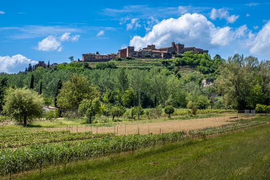 Certaldo, Florence - Tuscany, Italy