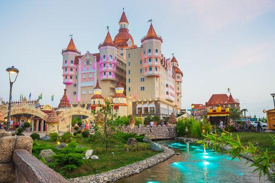 Bogatyr Hotel near the Sochi Olympic park