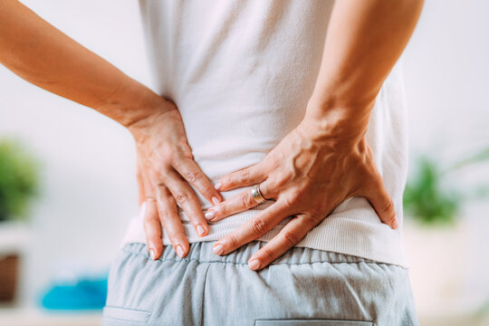 Sciatic Nerve Inflammation, Lower Back Pain
