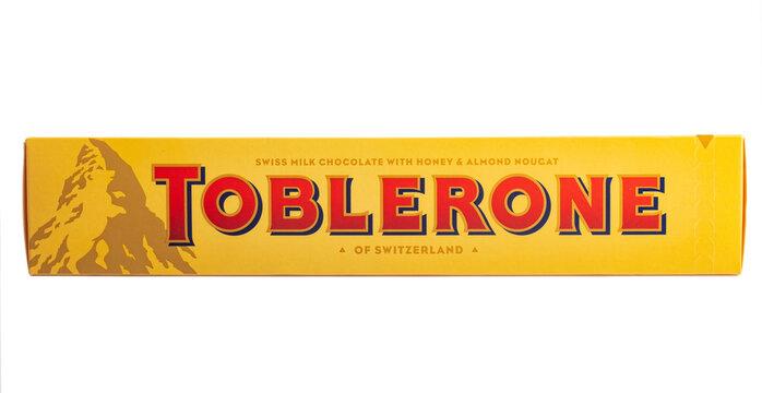 Milk TOBLERONE Chocolate Bar