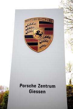 PORSCHE Centre in Giessen