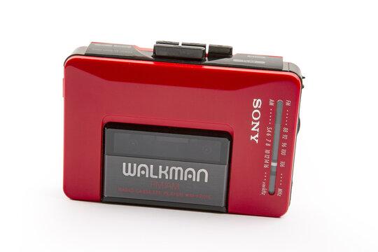 Retro SONY WALKMAN WM-24