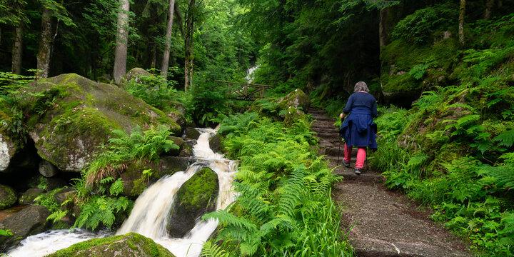 Gertelbach Wasserfall