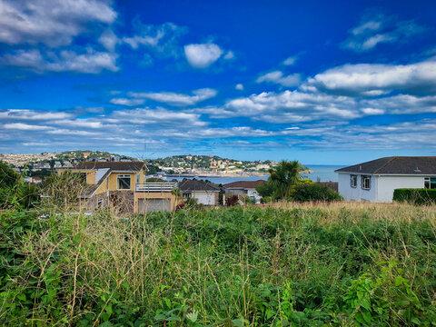 Torquay in South Devon