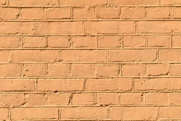 Pomarańczowy mur