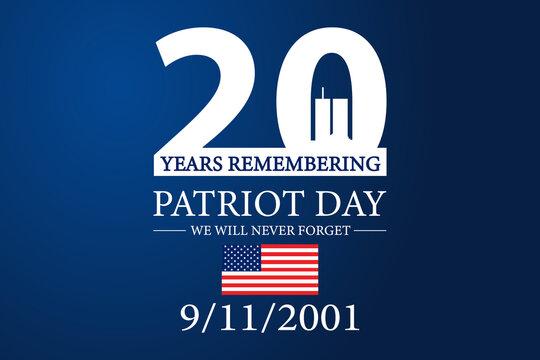 9 11 Patriot Day 2021
